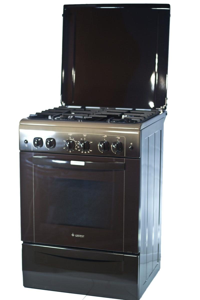 3D модель: газовая плита GEFEST  6100-02 0001 фасад и панель