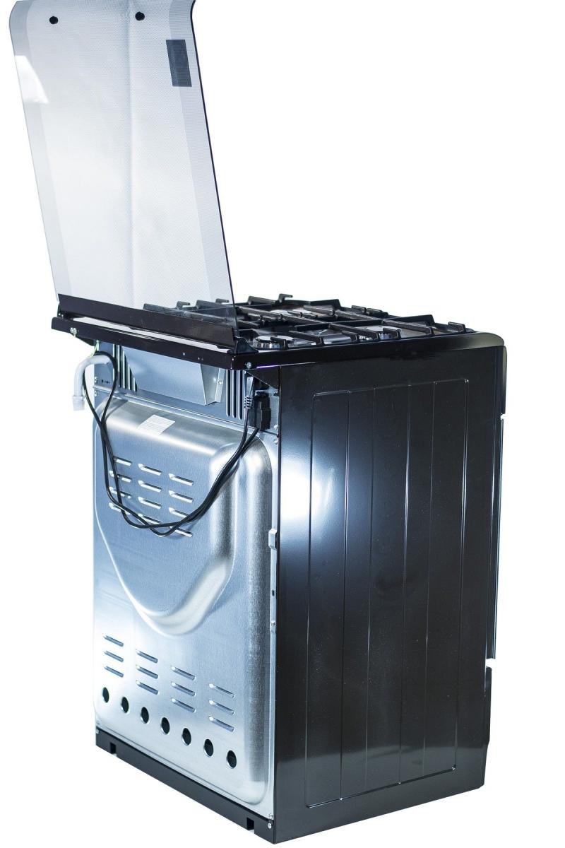 3D модель: газовая плита GEFEST  6100-02 0012 вид сзади
