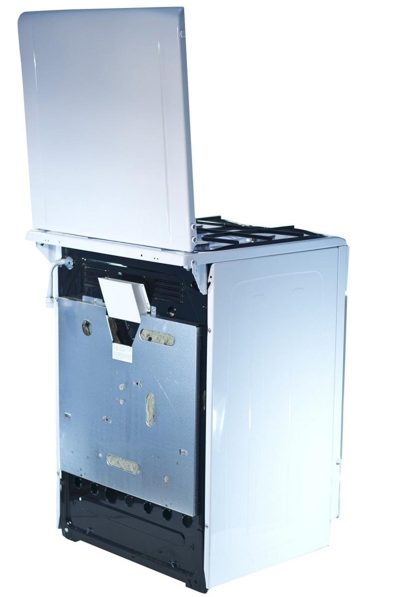 3D модель: духовой шкаф GEFEST 1200 С7 К8 вид сзади