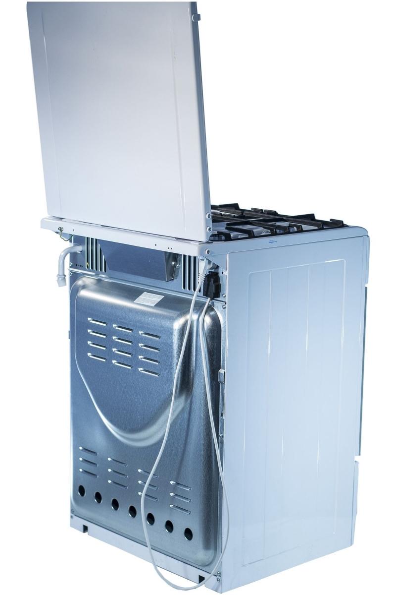 3D модель: духовой шкаф GEFEST 6100-02 0085 вид сзади