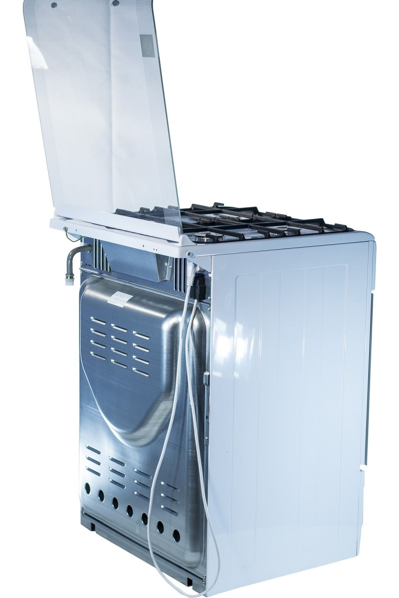 3D модель: духовой шкаф GEFEST 6100-03 0002 вид сзади