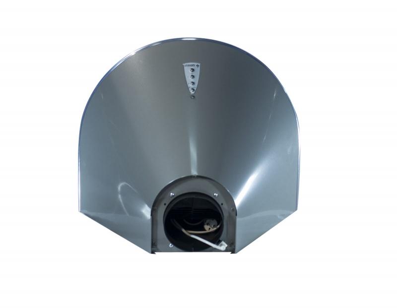 3D модель: кухонная вытяжка GEFEST 1603 К12 вид сверху