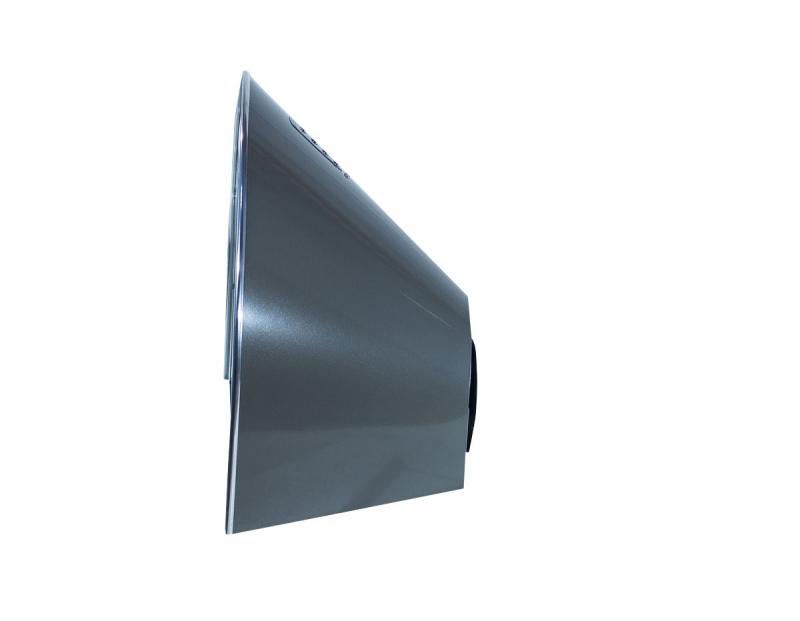 3D модель: кухонная вытяжка GEFEST 1603 К12 вид сбоку