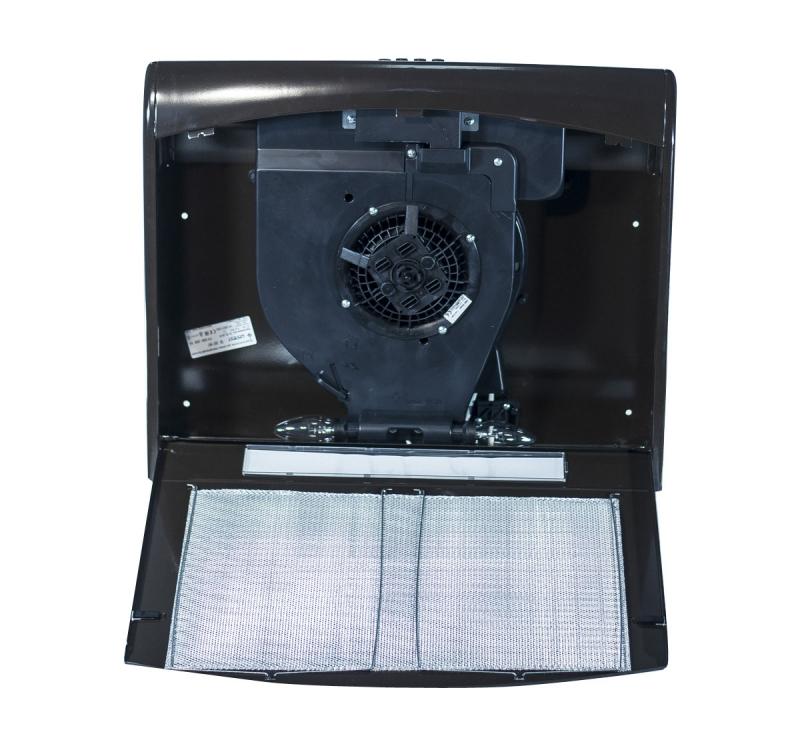 3D модель: кухонная вытяжка GEFEST 2601 К47 изнутри