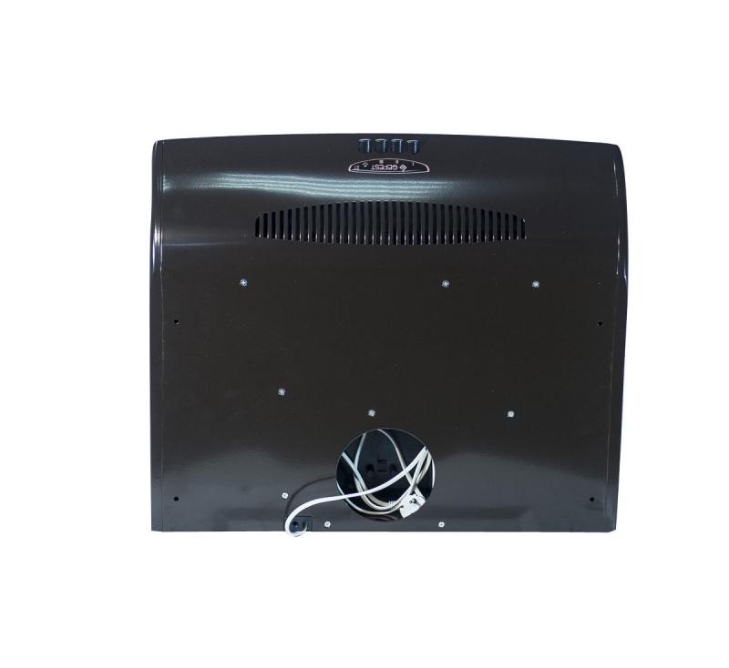 3D модель: кухонная вытяжка GEFEST 2601 К47 вид сверху