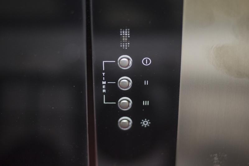 Кухонная вытяжка Gefest ВО 3603 Д3А Панель управления