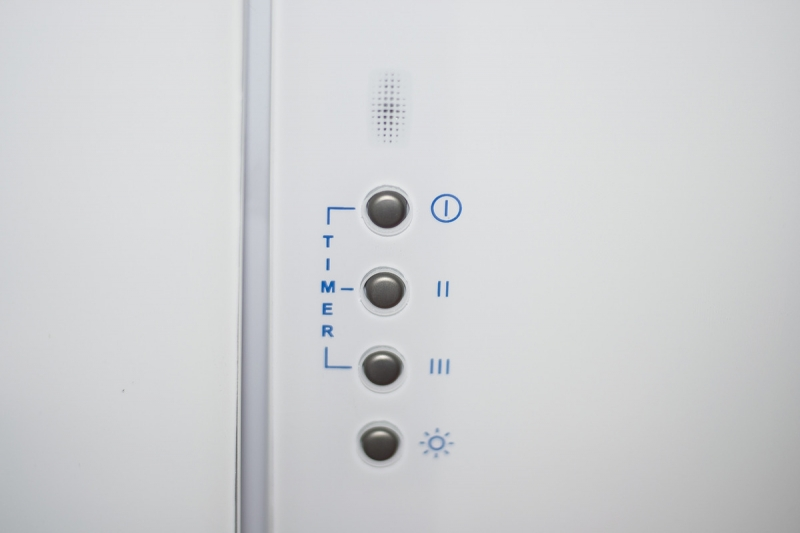 Кухонная вытяжка Gefest ВО 3603 К18 Панель управления