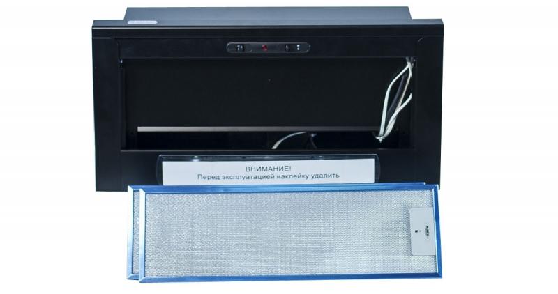 3D модель: кухонная вытяжка GEFEST 4601 К21 изнутри