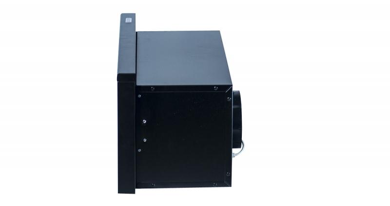 3D модель: кухонная вытяжка GEFEST 4601 К21 вид сбоку