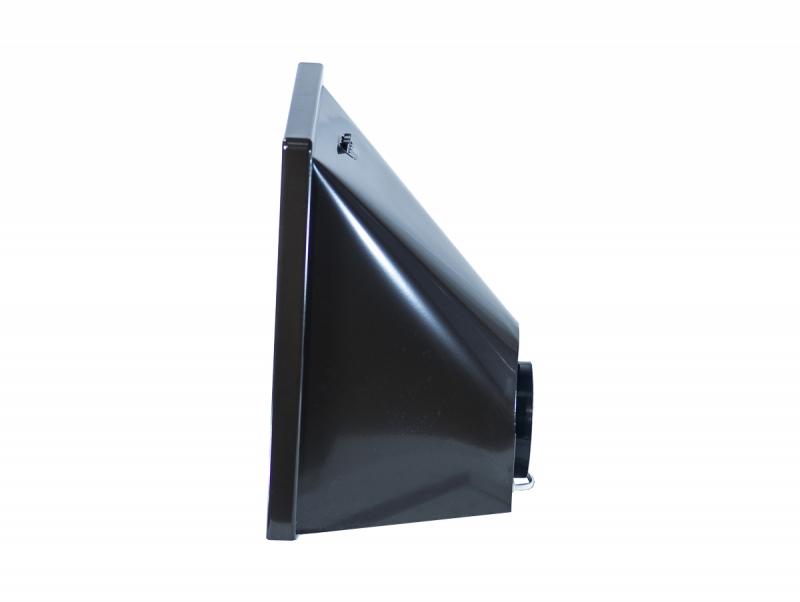 3D модель: вытяжка GEFEST 1502 К17 вид сбоку