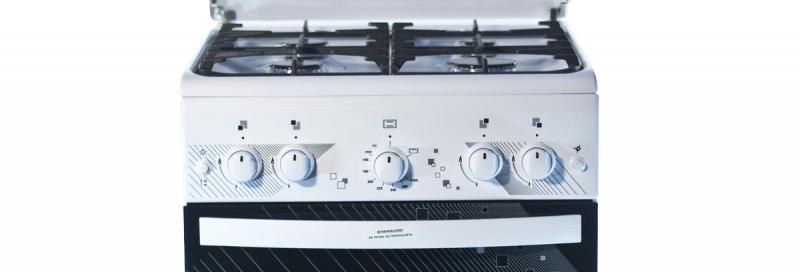 Газовая плита Gefest 5100-02 0009 панель управления