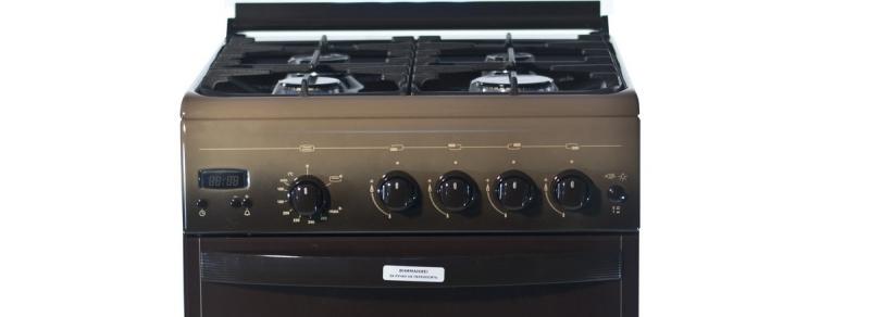3D модель: Газовая плита Gefest 5100-03 0003 панель управления