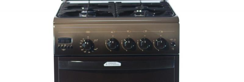 3D модель: Газовая плита Gefest 5100-04 0001 панель управления