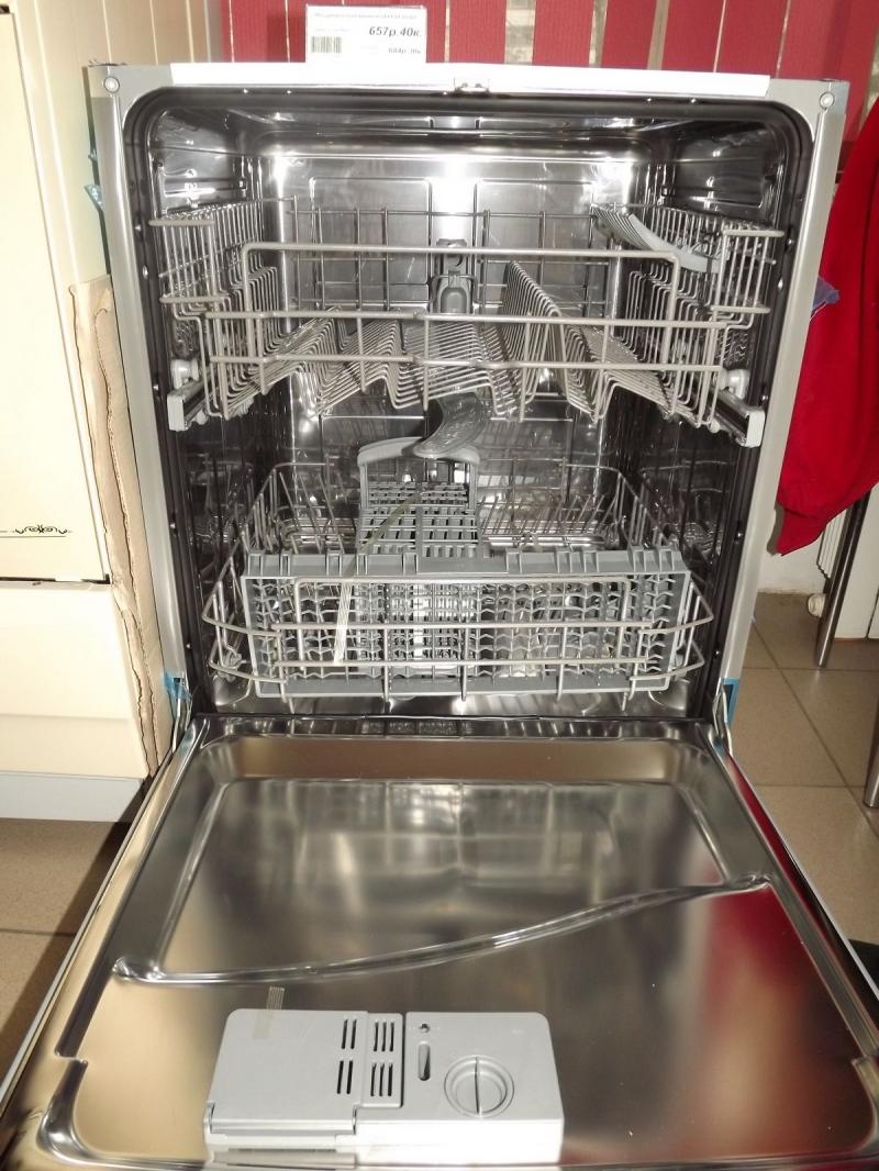 Посудомоечная машина Gefest 60301 открытая