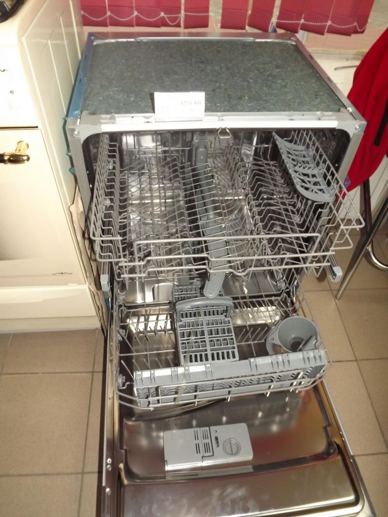 Посудомоечная машина Gefest 60301 вид изнутри
