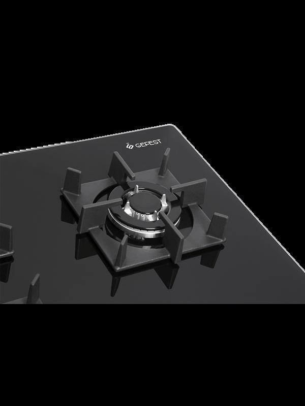 Варочная панель Gefest 2341 трёхконтурная горелка