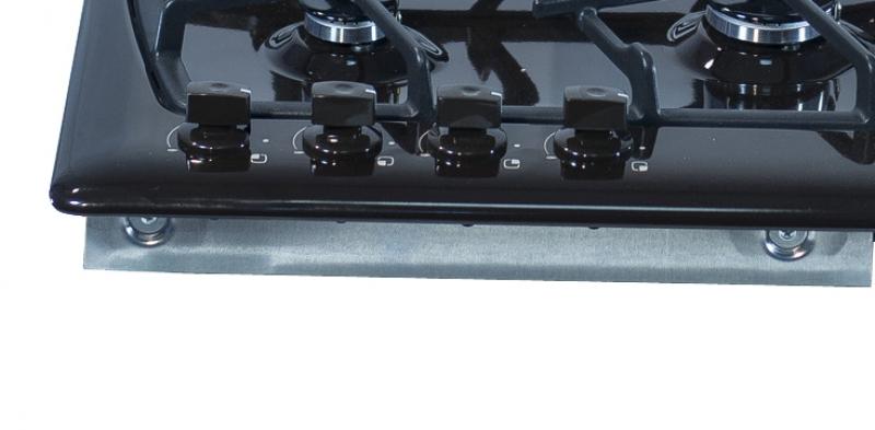 3D модель: варочная панель GEFEST 1211 К21 панель управления