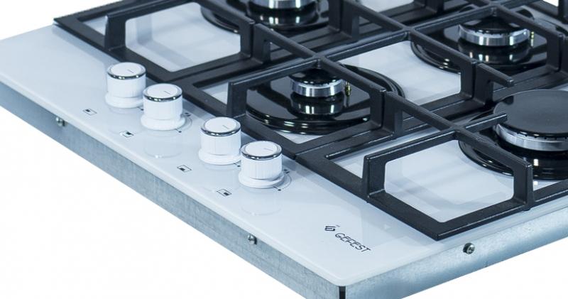 3D модель: варочная панель GEFEST 2231 К12 панель упрвавления