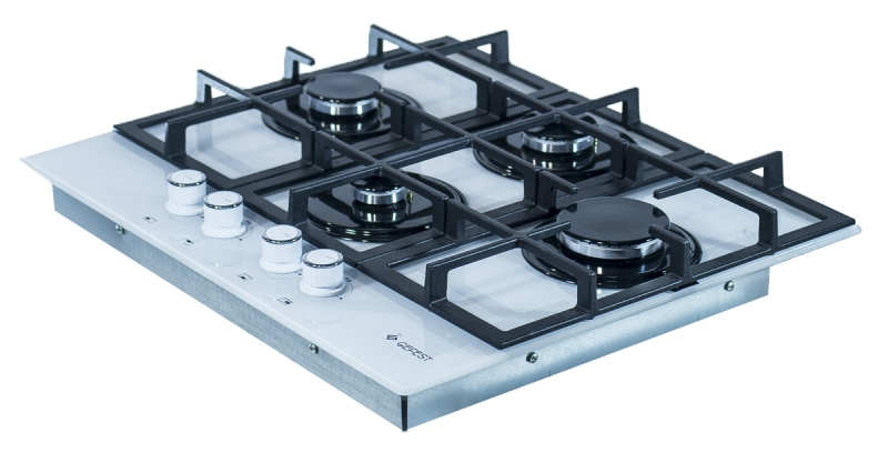 3D модель: варочная панель GEFEST 2231 К12 вид вполоборота