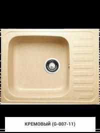 Кухонная мойка Granicom G007