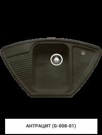 Кухонная мойка Granicom G008
